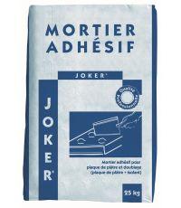 Mortier adhésif plaque de plâtre 25kg - JOKER®