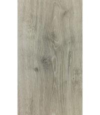 Plinthe sol stratifié Lincoln chêne gris blanchi 2200 x 58 x 12 mm - ALSAPAN