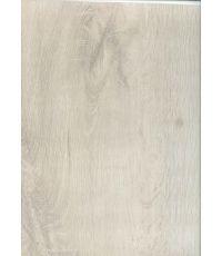 Plinthe sol stratifié Bastide blanc 2200 x 58 x 12 mm - ALSAPAN