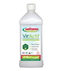 Désinfectant VirActif concentré  1L -  SANITERPEN