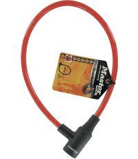 Câble acier rigide 65 cm x Ø 8 mm - MASTER LOCK