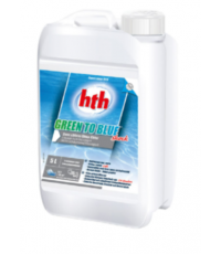 Traitement choc HTH Green to blue Shock 5L-HTH