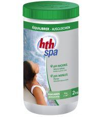 Correcteur pH moins/minus micro-billes 2kg - HTH SPA