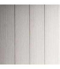 Lambris sapin brossé blanc  205 x 13.5 x 1,2 cm - CARIB