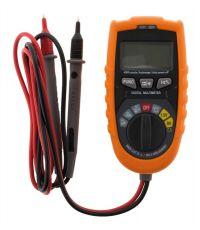 Multimetre digital auto avec detecteur de courant et de metal - INOTECH