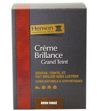 Crème Brillance grand teint brun foncé HENSON