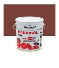 Peinture de sol Mauvisol - rouge oxyde - 2.5 L - MAUVILAC