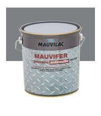 Primaire antirouille Mauvifer - gris oxyde - 2.5 L - MAUVILAC