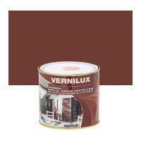 Vernis bois Vernilux Brillant - acajou- 0.5 L - MAUVILAC