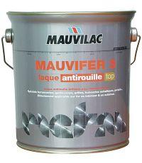 Laque antirouille Mauvifer S Vert borneo 2,5L - MAUVILAC