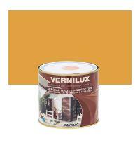 Vernis bois Vernilux Brillant - chêne doré - 0.5 L - MAUVILAC