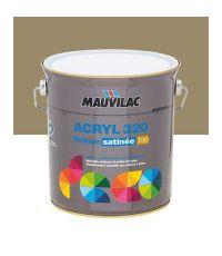 Peinture murs et plafonds Acryl 320 Satin - poivre - 2.5 L  - MAUVILAC