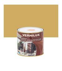 Vernis bois Vernilux Brillant - chêne moyen - 0.5 L - MAUVILAC
