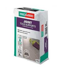 Joint carrelage tous supports blanc 20kg - PAREXLANKO