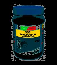Colorant pour mortier et ciment Lankocolor noir 900 g - PAREXLANKO