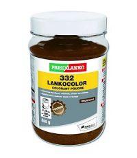 Colorant pour mortier et ciment Lankocolor brun foncé 800g - PAREXLANKO