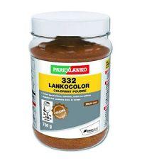 Colorant pour mortier et ciment Lankocolor brun clair 700g - PAREXLANKO