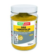 Colorant pour mortier et ciment Lankocolor jaune 450g - PAREXLANKO