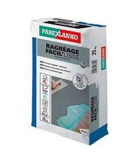 Ragréage intérieur Facil'lisse P3 autolissant gris - PAREXLANKO
