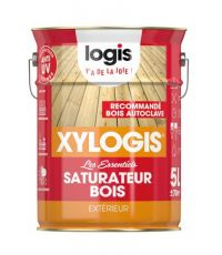 Saturateur bois extérieur Xylogis Teck 5L