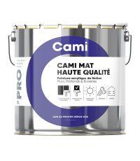 Peinture acrylique de finition - 15L- CAMI