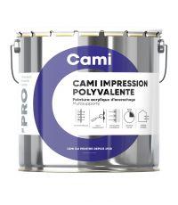 Peinture acrylique impression polyvalente - 15L - CAMI