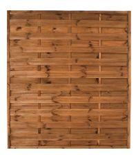 Panneau savane brun 180x200cm - FOREST STYLE