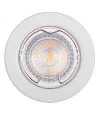 8 Spots à Encastrer Orien LED 5W Blanc - INVENTIV'