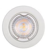 1 Spot à Encastrer Orien LED 5W Blanc - INVENTIV'