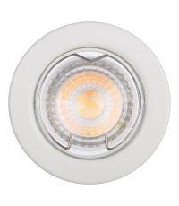 3 Spots à Encastrer Orien LED 5,5W Blanc - INVENTIV'