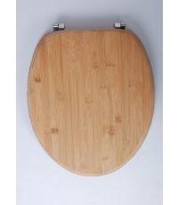Abattant WC en bambou Réal Brillant - INVENTIV