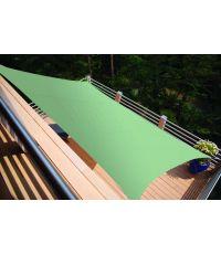 Voile ombrage rectangulaire Primo 3x2 m Vert - INVENTIV