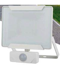 Projecteur extérieur LED détection Héra 30W 2100lm blanc - INVENTIV