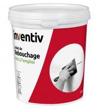 Enduit Rebouchage pâte 1,5kg - INVENTIV
