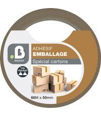 Emballage pvc havane 66x50
