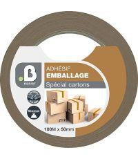Emballage pp havane 100x50