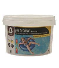 Traitement piscine pH Moins en poudre 5kg - B HOME