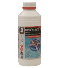 Traitement Oxygène actif liquide pour piscine - B Home