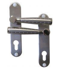 Ensemble de porte nina n.mat  trou cylindre  entraxe 165mm - B BEAUTY