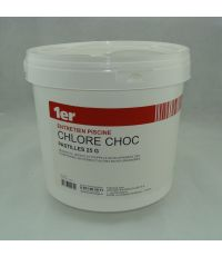 Traitement piscine Chlore choc en pastilles 5kg - B Home