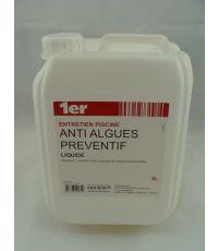 Traitement piscine Anti algues préventif 5L - 1ER