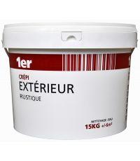 Crépi extérieur 15 kg- coloris blanc - 1ER