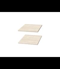 2 Etagères Dressing à composer Loft 40 cm - ALSAPAN