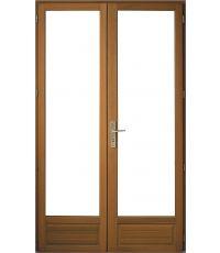Porte-fenêtre l.120 x H. 215.