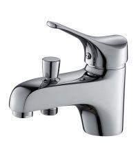 Mitigeur bain-douche monotrou chromé - ESSEBAGNO