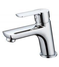 Mitigeur de lavabo chrome Incli-ESSEBAGNO