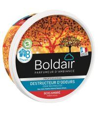 Gel Destructeur d'Odeurs Bois Ambré 300gr - BOLDAIR