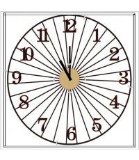 Horloge filaire