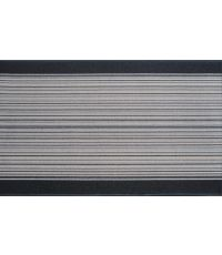 Rouleau de passage milleraies gris - 0,67 x 30 m
