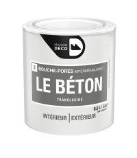 Bouche-pores Translucide -  Le Béton 500 ml - MAISON DECO